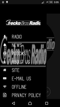 Gecko Bros Radio apk screenshot
