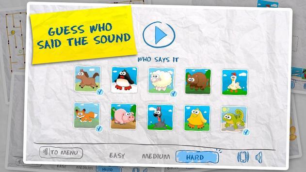 Kids Games (4 in 1) part 2 apk screenshot