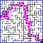 Flick Maze (Japanese Version) icon