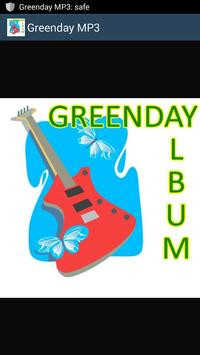 Greenday Hits - Mp3 poster