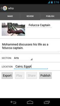 StoryMaker screenshot 5