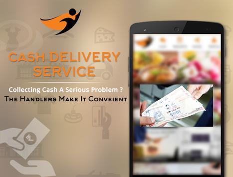 The Handlers : Parcel Delivery apk screenshot