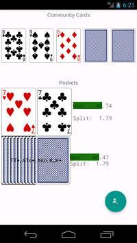 PokerMate Poker Odds poster