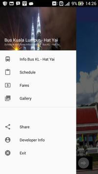 Jadwal - Bus KL - Hat Yai apk screenshot