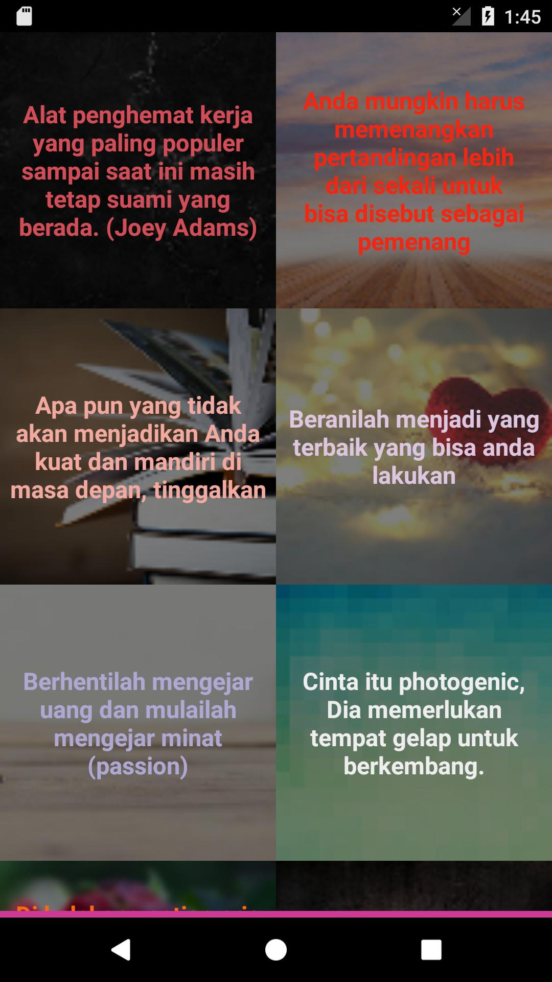 Dp Kata Kata Masa Depan For Android Apk Download