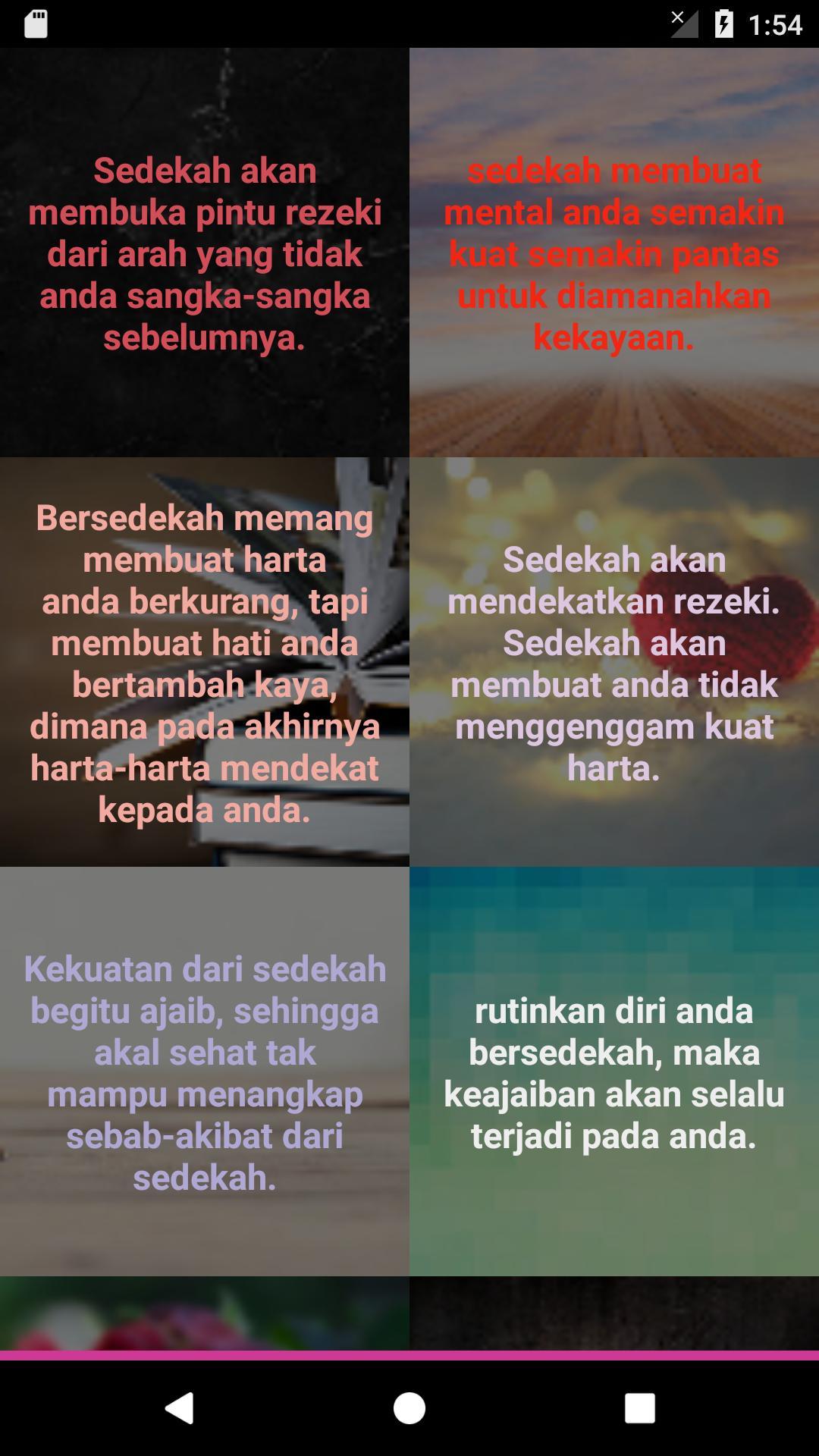DP Kata Mutiara Keajaiban Sedekah For Android APK Download