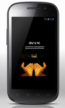 iDu'a NL poster