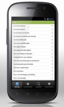 iDu'a NL apk screenshot