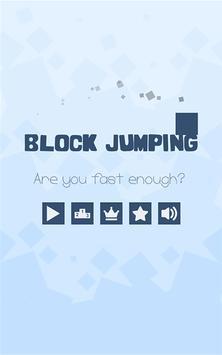 Block Jumping poster