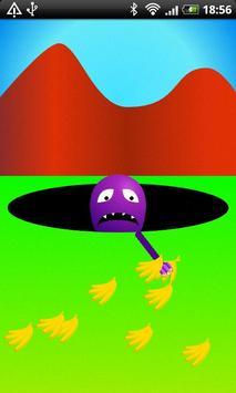 Hungry Monster for Infant apk screenshot
