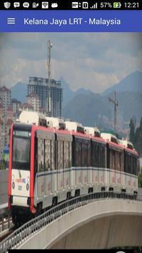 Jadwal - LRT Kelana Jaya poster