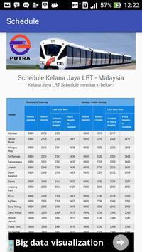 Jadwal - LRT Kelana Jaya apk screenshot