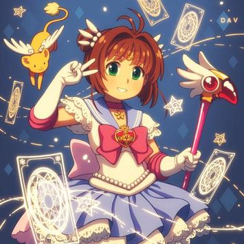 Anime Fan Art Wallpapers v50 screenshot 3