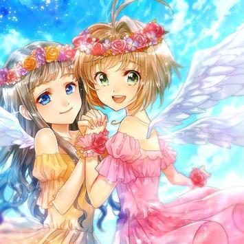 Anime Fan Art Wallpapers v54 poster