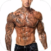 MUSCLE TATTOO Wallpapers v3 icon