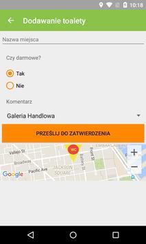 znajdzWC.pl apk screenshot