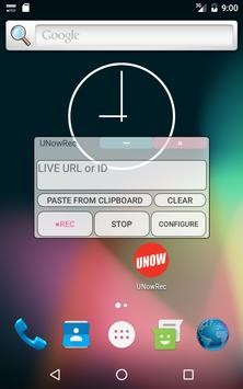 UNowRec:Record App for YouNow screenshot 1