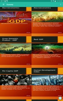 Macro Economy apk screenshot