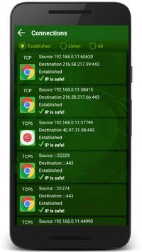 Wifi Analyzer- Home & Office Wifi Security screenshot 3