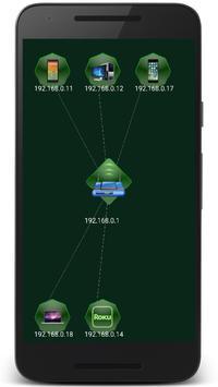 Wifi Analyzer- Home & Office Wifi Security screenshot 1