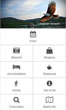 Langkawi Hotspot poster