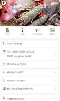 Langkawi Hotspot apk screenshot