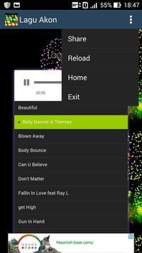 Akon Mp3 Songs screenshot 2