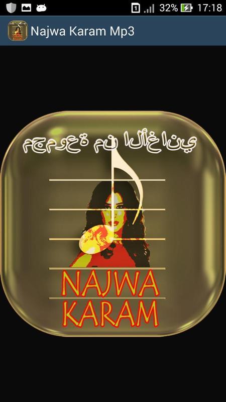 Najwa karam mp3 song apk download free entertainment app for.