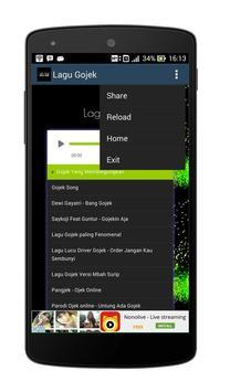 Lagu Gojek screenshot 2