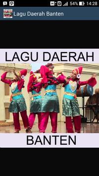 Lagu Banten poster