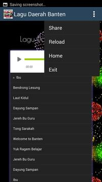 Lagu Banten apk screenshot