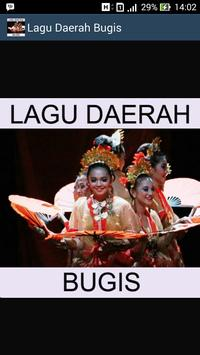Lagu Bugis poster