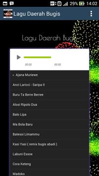 Lagu Bugis apk screenshot