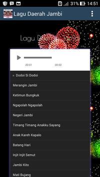 Lagu Jambi apk screenshot