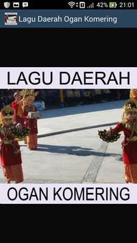 Lagu Komering - Lagu Palembang - Tembang Lawas Mp3 poster
