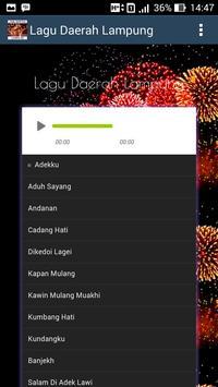 Lagu Lampung apk screenshot