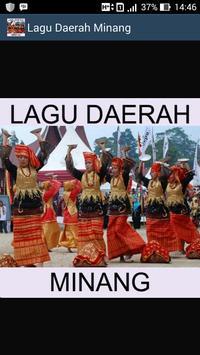 Lagu Minangkabau - Lagu Minang poster