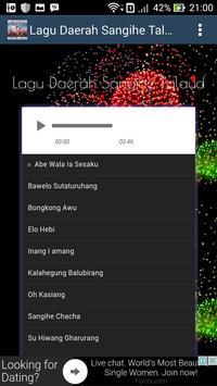 Lagu Sangihe - Lagu Manado Minahasa Indonesia Mp3 screenshot 1