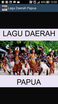Lagu Papua poster