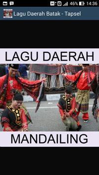 Lagu Mandailing poster