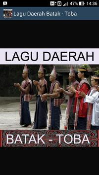 Lagu Batak poster