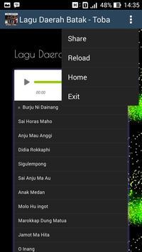 Lagu Batak apk screenshot