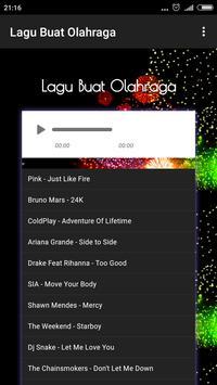 Lagu Buat Olahraga screenshot 1