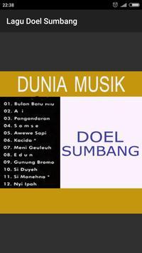 Lagu Sunda - Doel Sumbang poster