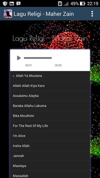 Lagu Religi - Maher Zain poster