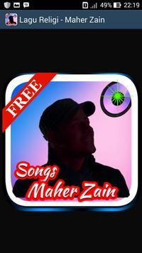 Lagu Religi - Maher Zain apk screenshot
