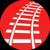 EZ 火車時刻查詢 icon