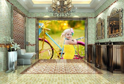 Interior Home Decorate Photo Frame 2018 apk screenshot