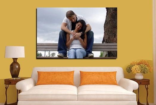 Interior Home Decorate Photo Frame 2018 poster