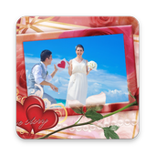 Sweet Love Photo Frame Maker icon